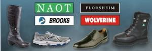 Name Brand Orthotic Footwear